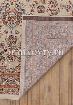 основа ковра Mashad wool Brilliant Nain 5.75303-cream