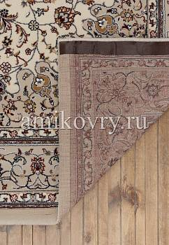 основа ковра Mashad wool Brilliant Nain B.75682-white